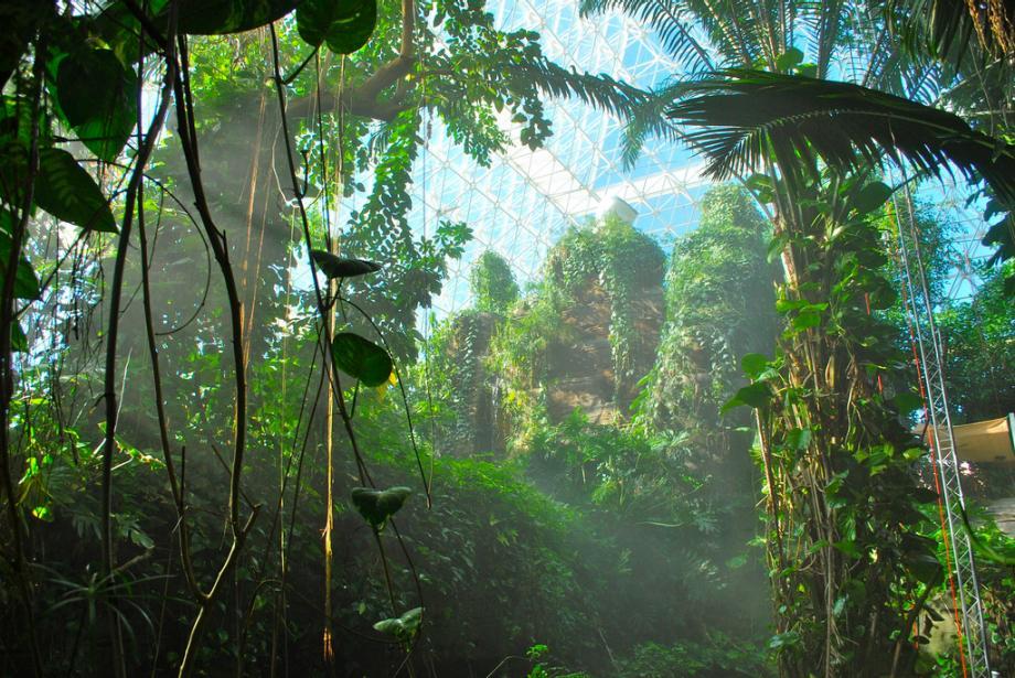Biosphere 2 Le Clisth 232 Ne Club